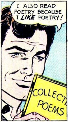 plus it gets him chicks ~ vintage comic