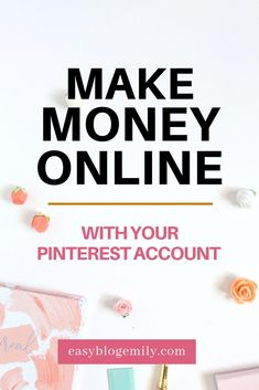 Click to learn how you can be making money online with your Pinterest account. Monetise your social media and earn a full time income online today, or repin for inspo later #moneytips #moneysocialmedia #makemoneyonpinterest #getpaidtopin