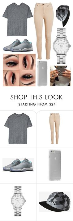 """"" by fashion-1407 on Polyvore featuring T By Alexander Wang, Case-Mate, Marc by Marc Jacobs and NIKE"