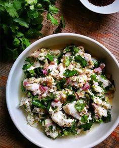 Copyright, Lose Belly Fat, Fish Recipes, Pasta Salad, Food Videos, Pesto, Potato Salad, Food Photography, Yummy Food