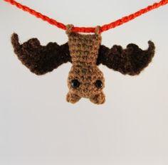 Itty Bitty Bat Amigurumi Pattern