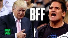 "Mark Cuban Says Trump Is ""The Best Thing to Happen to Politics"""