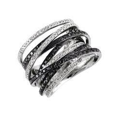 Must have to match my other black diamond ring.