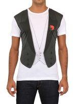 Galliano Waistcoat T-Shirt