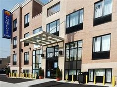 New York (NY) Bellerose Inn United States, North America Bellerose Inn is perfectly located for both business and leisure guests in New York (NY). Offering a variety of facilities and services, the hotel provides all you need for a good night's sleep. Free Wi-Fi in all rooms, facilities for disabled guests, Wi-Fi in public areas, car park, meeting facilities are there for guest's enjoyment. Guestrooms are fitted with all the amenities you need for a good night's sleep. In some...