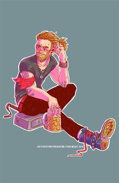 Punk Avengers - Thor