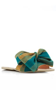 Burkina Slide by BROTHER VELLIES for Preorder on Moda Operandi