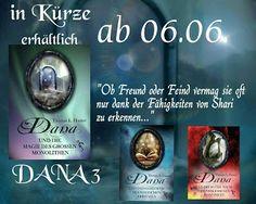 Thomas L. Hunter Autor: Neuerscheinung!06.06.2016 Dana und die Magie des g...
