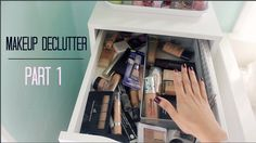 Hope everyone has a wonderful and safe new year! This is part 1 of my declutter mini series- hope you enjoy! Sorry if it's a bit long! Most Popular Videos, All Things Beauty, Makeup Collection, Declutter, Concealer, Foundation, Organizing Life, Organisation, Foundation Series