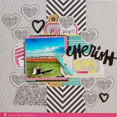 """Becki Adams Designs: One of *Those* """"Mommy Moments"""" 12x12 Scrapbook, Scrapbooking Layouts, Digital Scrapbooking, Amy Tangerine, Envelope Art, Layout Inspiration, Kids Cards, Mini Albums, Projects To Try"""