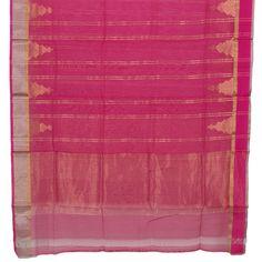 Marm Chanderi Silk Cotton Dupatta 10000674 - AVISHYA.COM