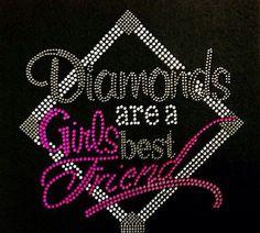 Diamonds girls best friends