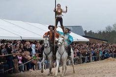 Parc de loisirs dédié au cheval - Spectacles équestre - Hébergements - Saloon - Almeria ParcAlmeria Parc