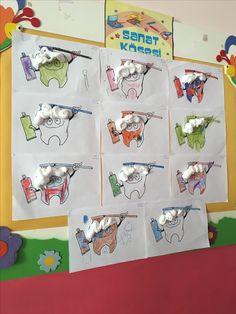 diş sağlığı okul öncesi etkinlik
