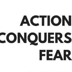 Conquer your fears! #go