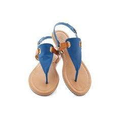All Sun Decked Out Sandal