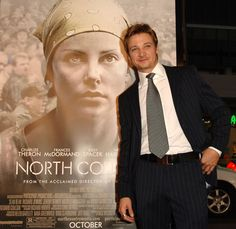 Image detail for -Jeremy Renner at the North Country premiere, (10/10/2005).
