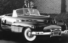 Buick Vintage Concept Cars from the 1950's