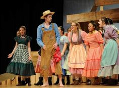 """""""The Adventures of Tom Sawyer"""" at East Stroudsburg High School South, 2015"""