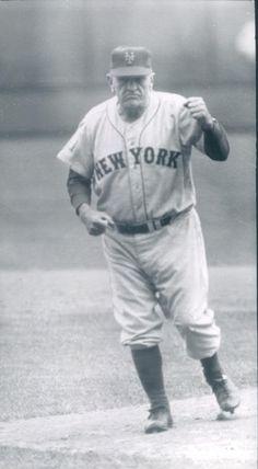 Casey Stengel, New York Mets