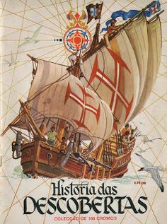 Vintage Maps, Vintage Posters, Portuguese Tattoo, Portuguese Empire, History Of Portugal, Old Sailing Ships, Scotland History, Tea And Books, History Activities