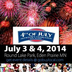 july 4th fireworks mn
