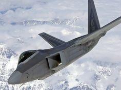 F-22 Raptor, and the Alaskan crash.