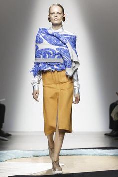 Acne Studios Ready To Wear Fall Winter 2014 Paris - NOWFASHION