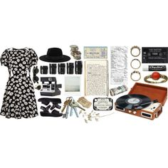 Hello • s p r i n g by hippierose on Polyvore