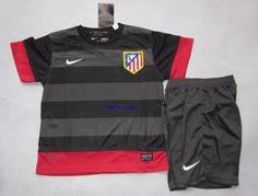 c53e624c02e57 ... Camisetas de futbol baratas online! Atlético de Madrid Visitante Kit  Infantil 2012 2013  199  - €16.87