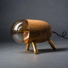 Luminaire Design, Lamp Design, Wooden Words, Wooden Lamp, Intelligent Design, Wood Creations, Design Studio, Consumer Products, Light Art