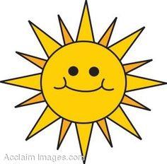 Sunshine - smiley
