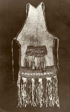 Shaman's apron