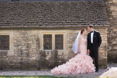 Stunning Bride and Groom in Greenfield Village! love.that.dress!