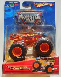 Hot Wheels Monster Jam 1 64 Truck -lone Eagle for sale online Monster Jam, Monster Trucks, Weird Cars, Crazy Cars, Eagle For Sale, Hot Wheels Cars, Birthday List, Toy Soldiers, Kids And Parenting