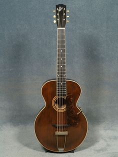 Vintage 1920 - The Gibson - L1 - acoustic guitar