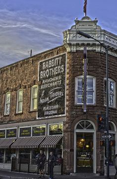 Flagstaff Arizona *HDR-Downtown | by VictoriaNaboursPhotography
