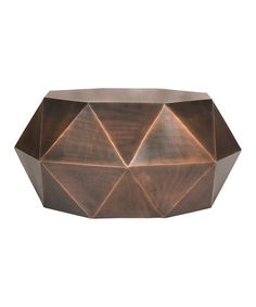 Love this Copper Agnes Coffee Table on #zulily! #zulilyfinds