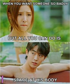 Just so true. Korean Dramas, Korean Actors, Lim Ju Hwan, Bride Of The Water God, Jin Dad Jokes, K Drama, Shin Se Kyung, Fantasy Love, Kdrama Memes