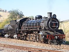 Diesel Locomotive, Steam Locomotive, South African Railways, Milwaukee Road, Steam Railway, North East England, New York Central, Steam Engine, Google Search