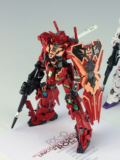 MG Unicorn Unit 3 ROC