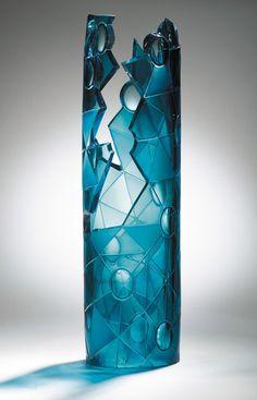 """""""Blue Fractal"""" by Kevin Gordon"""