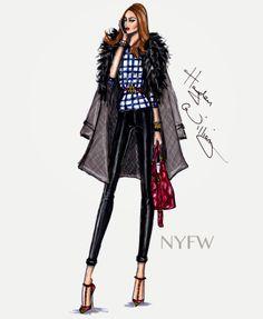 Fashion Week Style by Hayden Williams: NYFW