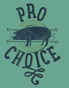Pro Choice T- Shirt Foodie Fun