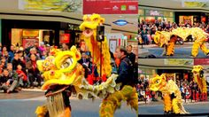 Celebration of Chinese Lunar New Year 2016 - the Year of the fire monkey at Lakeforest Mall on Feb.1 by NatalyaParris