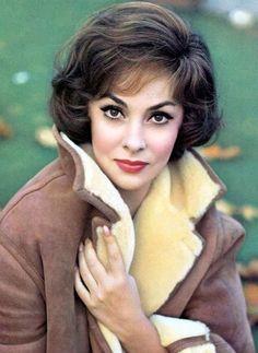Джина Лоллобриджида: классическая красота 1950-х начала 1960-х | Ретро ИКС | Яндекс Дзен