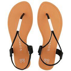 0946b8457025 Malvados Icon - Stevie in Stardust elegant sandal with vegan straps with  metal hardware detailing