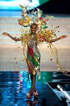 Miss Universe National Costume 2012 – Part 2 | Tom & Lorenzo