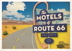 The Motels of Route 66, A Documentary Film & Book Project