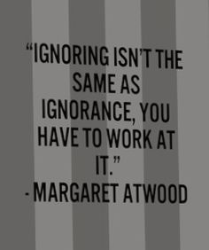 Margaret Atwood. The Handmaid's Tale
